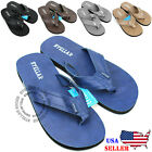NEW MENS SPORTS THONG BEACH POOL INDOOR OUTDOOR FLIP FLOPS SLIPPERS SHOES