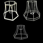 Create Your Own Unique Craft Wire Lampshade With Our Wire Lampshade Frames.