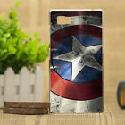 Fashion Painted Shield Pattern Skin Back PC hard Case Cover For Lenovo Phone