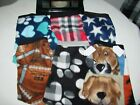 Fleece,Dog clothes Male shirt/jacket sweater, XSMALL more sizes in e-bay store