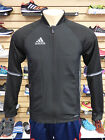 NEW ADIDAS Condivo 16 Men's Training Jacket - Black/Grey;  S93552