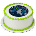 Minnesota Timberwolves NBA basketball cake topper frosting image #21758 on eBay