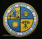 USS Long Beach CGN-9 PATCH US NAVY VET STATION CA PIN UP THE ONLY REAL CRUISER