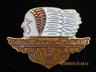 AUTHENTIC TRANSCONTINENTAL AIR TRANSPORT WESTERN AIRLINES HAT PIN Maddux T&WA