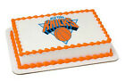 New York Knicks NY NBA basketball image cake topper frosting #10286 on eBay