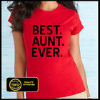Best Aunt Ever Shirt, Auntie T-shirt, Funny Aunt Tshirt, Gifts for Aunts
