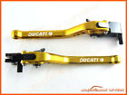 Ducati ST4 / S / ABS 1999 - 2002 CNC Long Adjustable Brake Clutch Levers