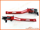 KTM 950 Supermoto 2007 - 2008 CNC Long Adjustable Brake Clutch Levers