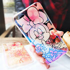 iPhone 6 6s Plus Case Cover, Soft TPU Bumper with Cartoon Pattern - Minnie