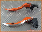 Triumph TIGER 1050 Sport  2007 - 2015 Long Blade Adjustable Brake Clutch Levers