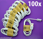 100x Lot Micro USB data sync cable cord for Android Cell ...
