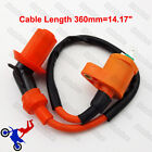Racing Ignition Coil For Honda Scooter Moped NQ50 NB50 Elite Spree SA50 CH80 DIO