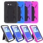 "Skin Case Cover Stand for Samsung Galaxy Tab E Lite 7.0 T113/Tab 3 Lite 7"" T111"