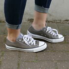 Converse Chucks All Star OX 1J794C Charcoal Canvas Schuhe Sneaker Unisex Grau