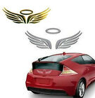 3D Angel Wings Body Decal Emblem Sticker For BMW Benz Das. Mazda auto. Cars