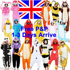 Unisex Fancy Dress Cosplay Onesie Kigurumi Adult Animal Costume Hoodies Pajamas