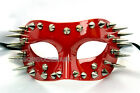 Steampunk Spike Masquerade Ball Mask Unisex Costumes Dress up Halloween Party
