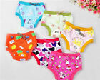 Female Pet Dog Puppy Sanitary Pants Short Panty printed Diapers Underwear C1023