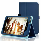 Folio Flip PU Leather Stand Smart Case Cover For ASUS MeMO Pad 7 LTE (ME375CL)