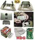 BCB FIRE DRAGON FOLDING STOVE MULTIFUEL COOKER GEL FUEL HEXI NATO APPROVED