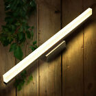 4060/80/100/120/150cm Modern LED bathroom wall lamp waterproof mirror wall light