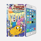92 Adventure Time - Apple iPhone 4 5 6 Hardshell Back Cover Case