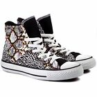 New Converse Chuck Taylor All Star Hi Top White/Multi Shoes Sneakers 542491C