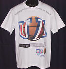 Vintage 90's University Arizona WILDCATS College Concepts T-Shirt Basketball NWT