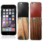 Wood Effect, vintage Black, Brown Gel Phone Case Cover for phone