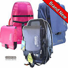 Smashii Anti Slash Theft 65l + 15l Kevlar Rucksack High Security Locking Day Sac