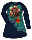 Girl dress Desigual 58J34F6 Lorca long sleeve new