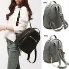 NEW WOMEN'S FASHION BAG LARGE AND SMALL SIZE PREMIUM BACKPACK (BLACK, GRAY)