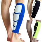 Compression Sport Calf Wrap Support Running Gym Sock Sleeve Brace Guard M/L/XL
