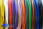 Solid Core Hookup Wire 1/0.6 mm 22AWG Breadboard Jumpers 11 colours 1 - 100m