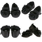 Newborn Toddler Sweet Baby Princess Girls Flower Crib Shoes Soft Sole Shoes NEW