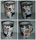 BN Boxed Fine Bone China Personalised Cat Mug, Cat Themed Gift Mug, Cat Mug