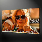 TRUE ROMANCE CANVAS PICTURE PRINT WALL ART HOME DECOR FREE FAST DELIVERY