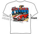 Ford Racing T Shirt 427 Cobra 64 65 66 67 Vintage Muscle Tee Sz M L XL 2XL 3XL