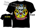 Ratfink T Shirts Big Daddy Clothing Hot Rod Apparel Ed Roth T Shirts Racer Skull