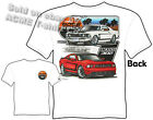 Mustang T Shirts Ford Shirt Mustang Apparel Muscle Car Clothing 1969 Boss Tee