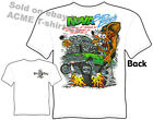 Ed Roth Rat Fink Nova T Shirt Chevy Shirt Big Daddy Clothing 1962 1963 1964 1965