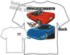 Corvette Shirt C5 97-04 Chevy T Shirt Pure Magic 1997-2004 Tee Sz M L XL 2XL 3XL