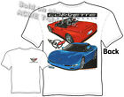 C5 Corvette T Shirts C-5 Corvette Apparel Chevrolet Clothing Tee 1997-2004 97-04