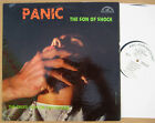 PANIC The Son Of Shock - The Creed Taylor Orchestra, 1960 LP, PROMO/DJ Copy