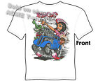 Ratfink T Shirts Hot Rod T Shirts Big Daddy Shirt Ed Roth Wild Gals 48-53 Anglia