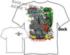 Ed Roth T Shirt Cruisin USA 67 Chevelle Rat Fink Tee Shirts, Sz M L XL 2XL 3XL