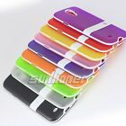 for Samsung Galaxy S IV ,S4,GT- i9500 Gel TPU Rubber Silicone Stand Case Cover