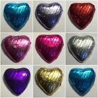Chocolate Love Hearts Foil Wrapped