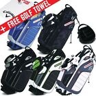 *NEW FOR 2016* Callaway Hyper-Lite 5 Mens Stand Carry Golf Bag 7-Way Divider