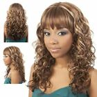 SK-HOLLY MOTOWN TRESS SYNTHETIC SIMPLE CAP LONG CURLY WIG MOTOWNTRESS